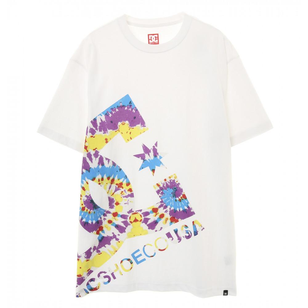 メンズ ビックロゴ 半袖 Tシャツ 19 PRINT BIG STAR SS