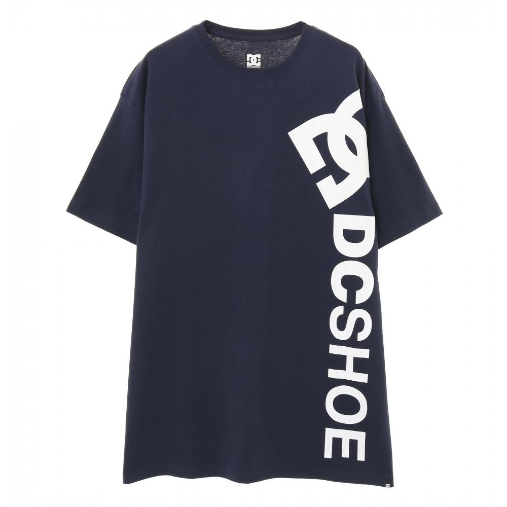 メンズ ビックロゴ 半袖 Tシャツ 19 VERTICAL SS