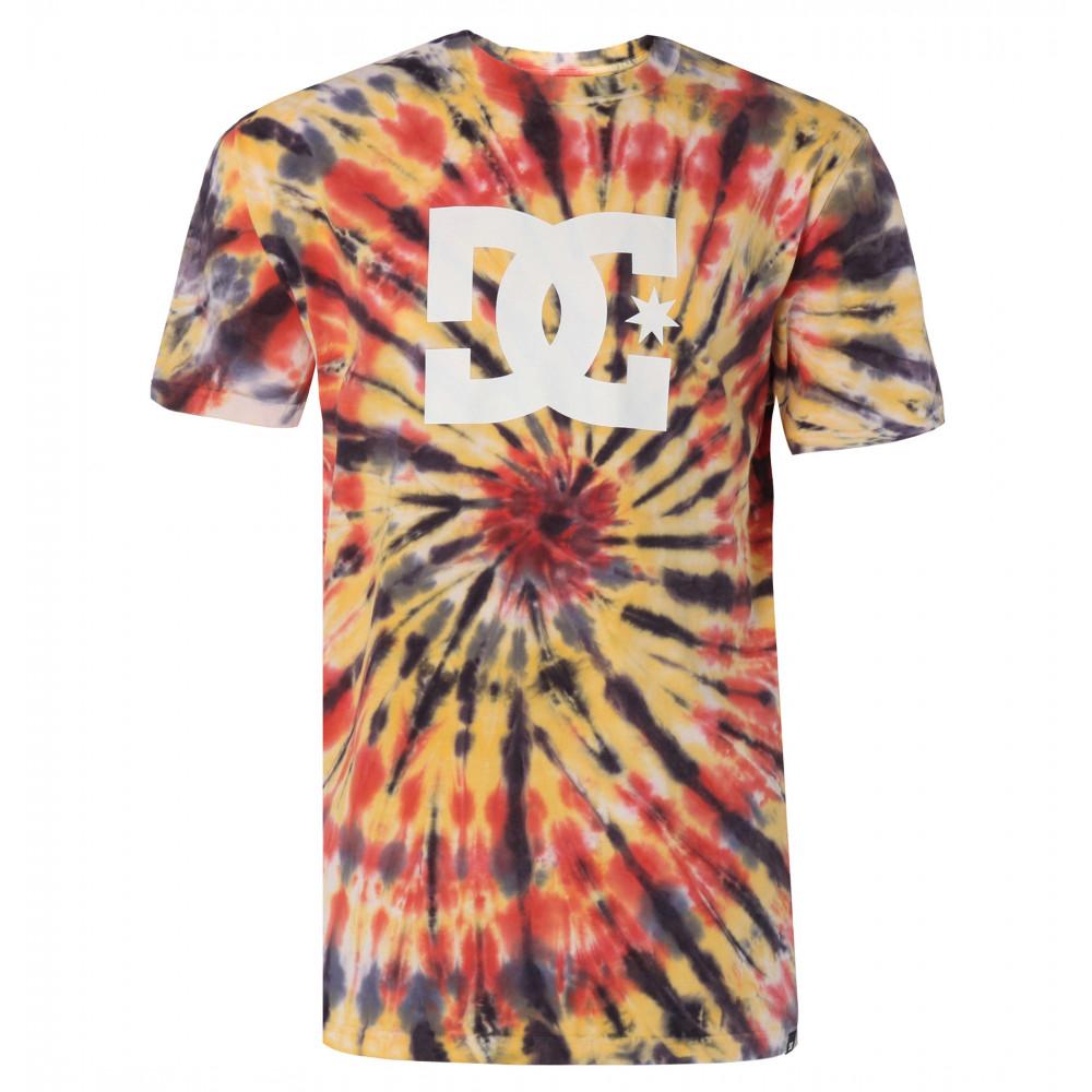 タイダイロゴTシャツ 18 TIEDYE SS