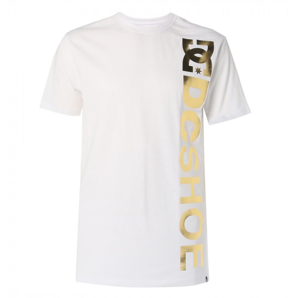 ビックロゴTシャツ 18 SU VERTICAL GOLD SS