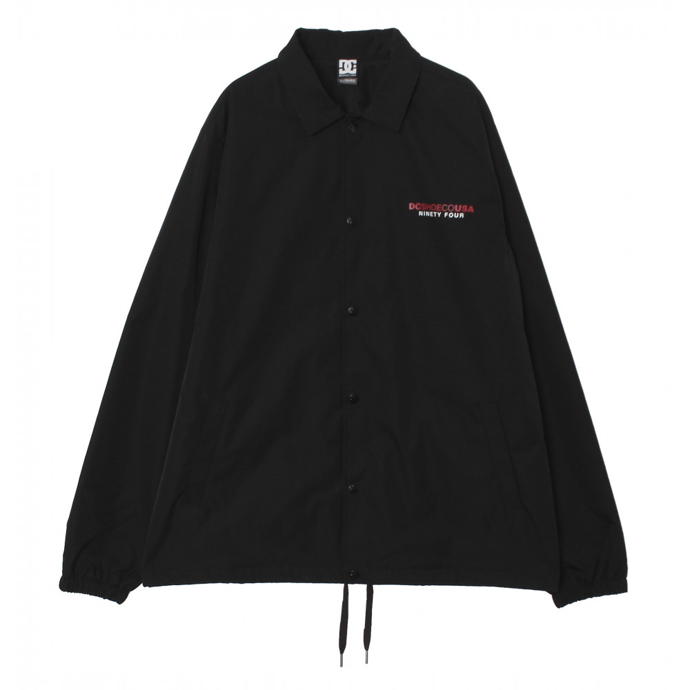 19 TWILL COACH JACKET