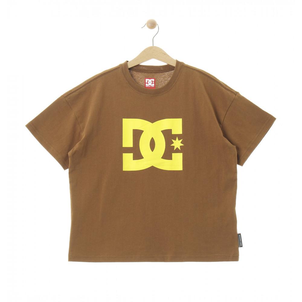 キッズ120-160cm Tシャツ 半袖 ワイドシルエット 20 KD STAR WIDE SS