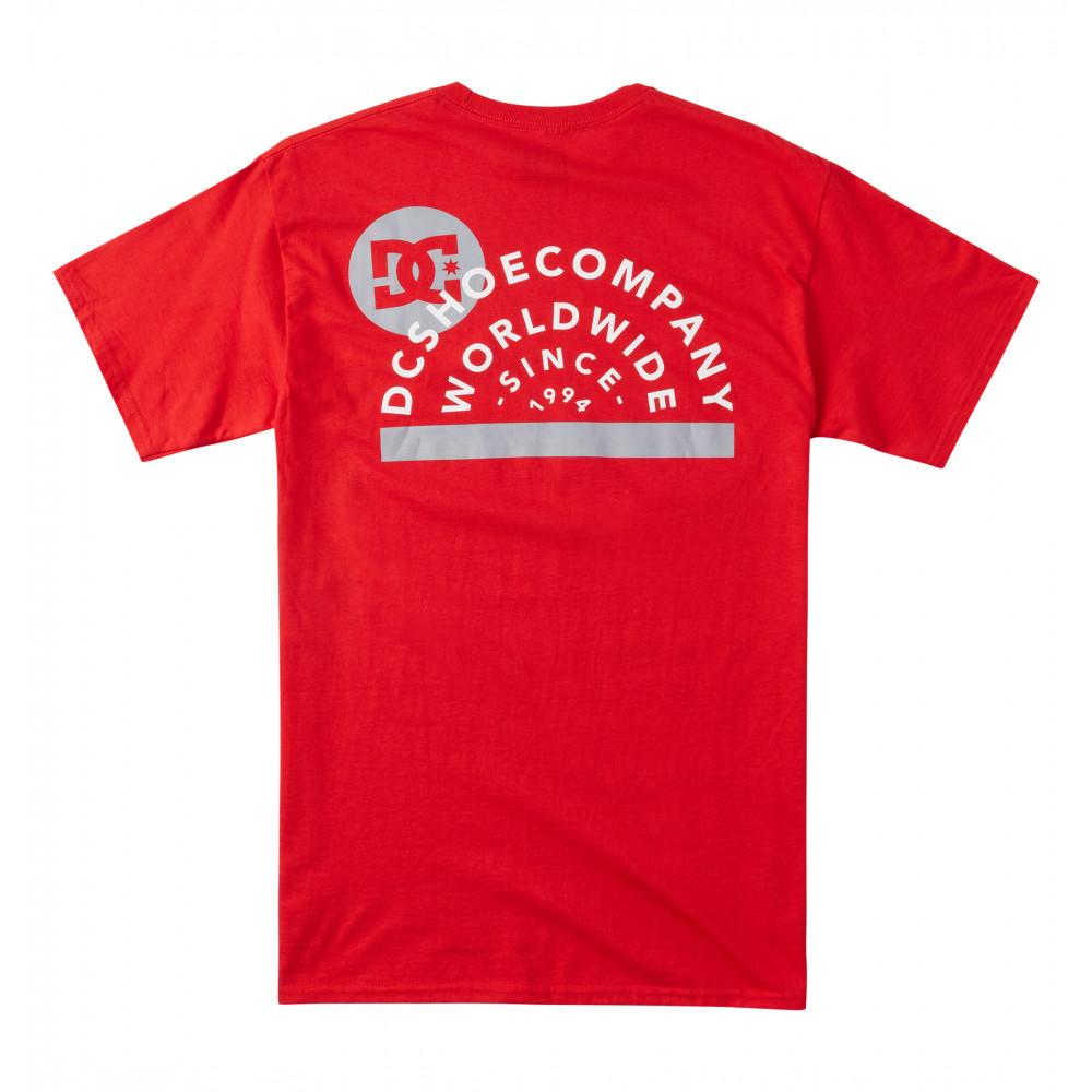 メンズ Tシャツ 半袖 Standard Fit DC SINCE 94 SS