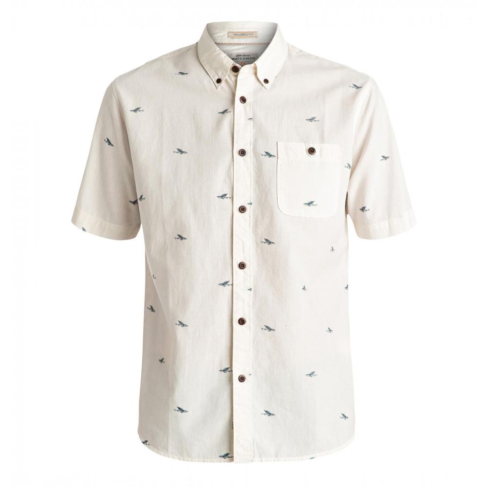Waterman ショートスリーブプリントシャツ