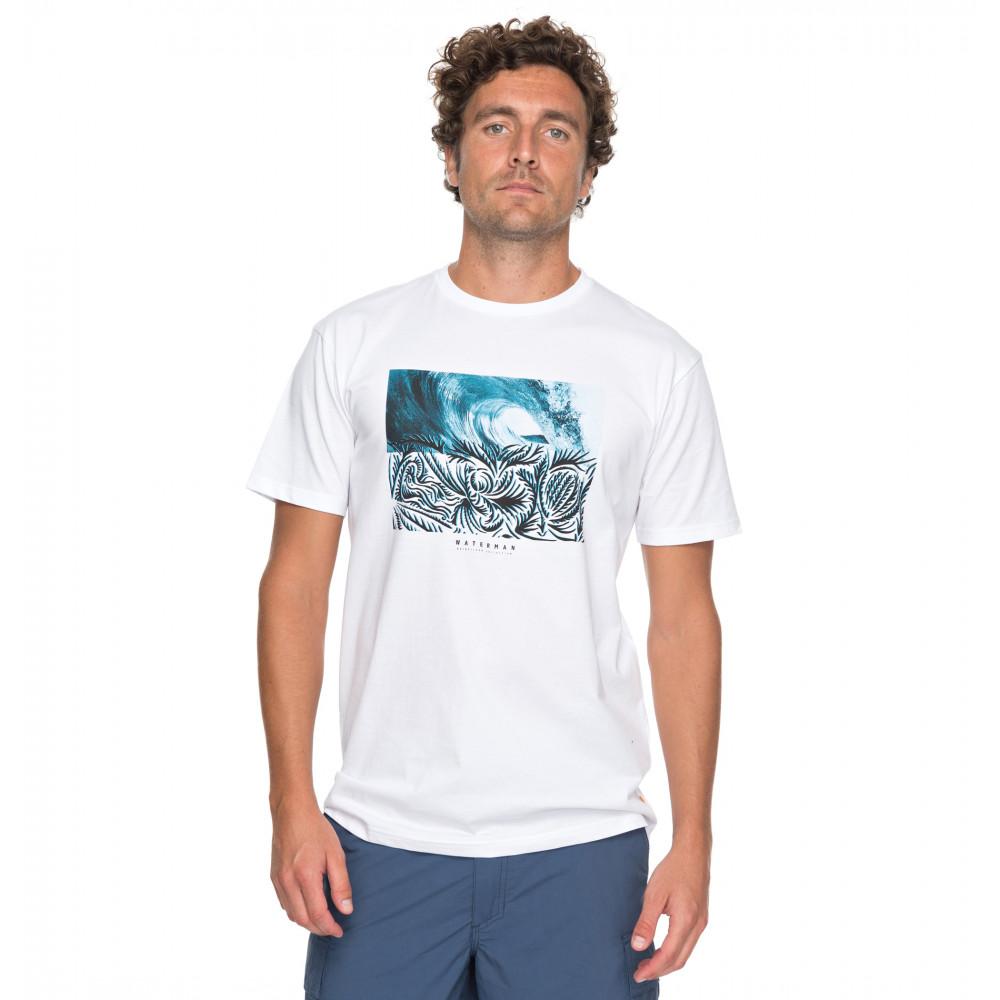 メンズ / Waterman グラフィックTシャツ NO KO LOKO