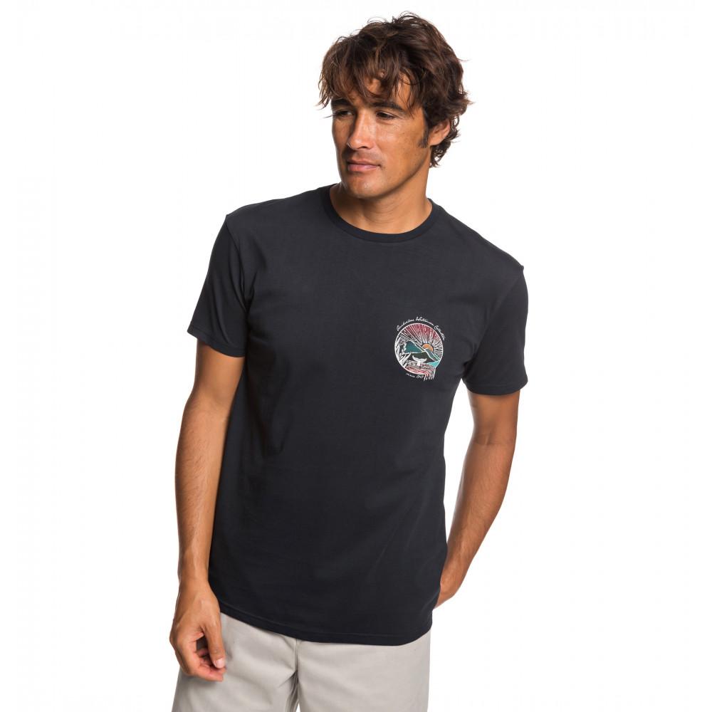 【WATERMAN】 半袖 Tシャツ WHALE SUNSET