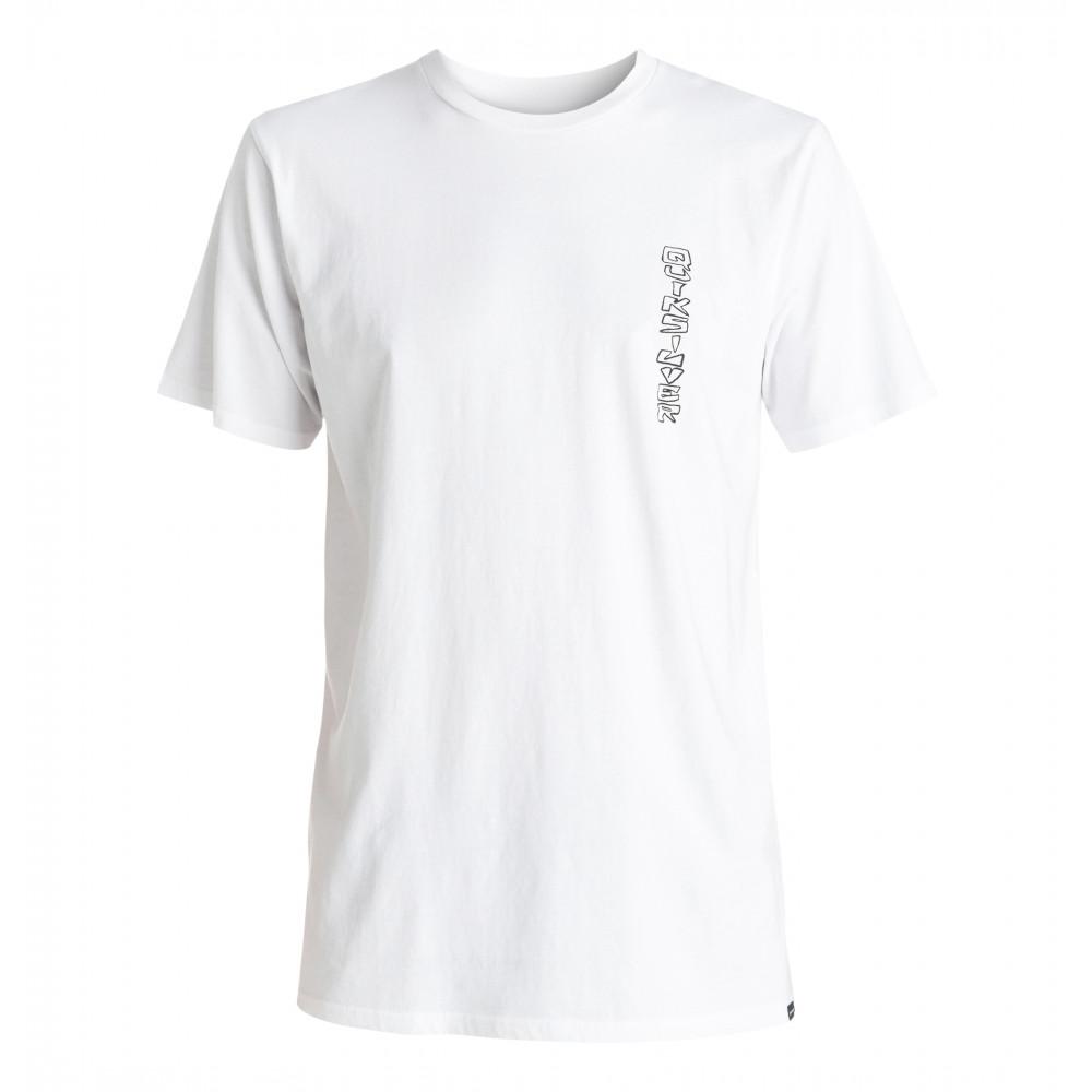 バックグラフィックTシャツ
