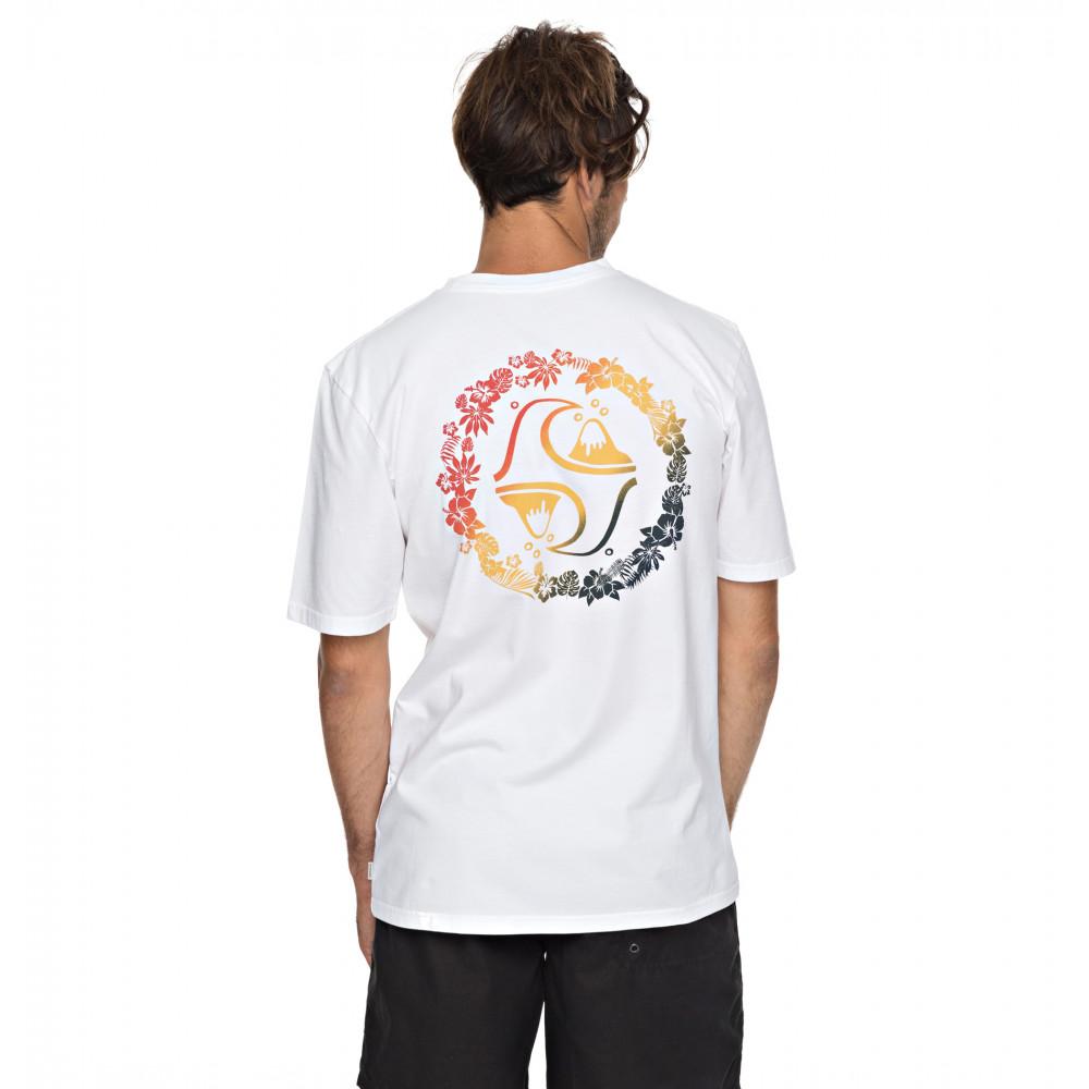 メンズ / バックプリントTシャツ LEI ALL DAY SS