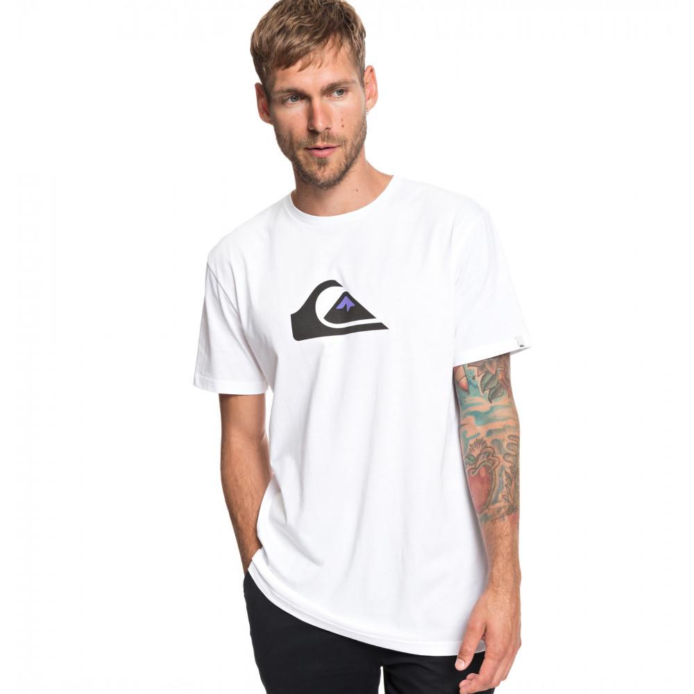 ロゴ Tシャツ M AND W SS TEE