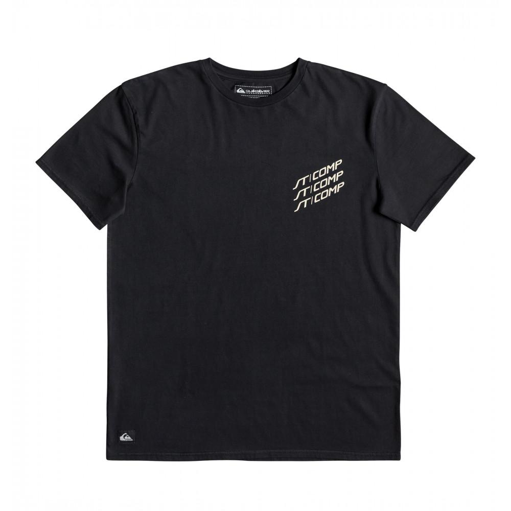 【ST COMP】 半袖 Tシャツ FAST LANE SS