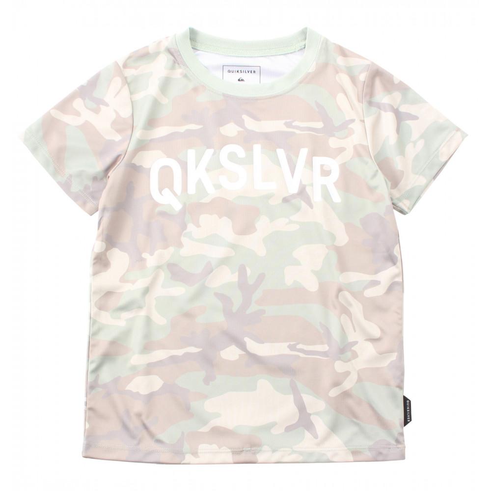 キッズ / ユース 水陸両用 ロゴサーフTシャツ(100 - 150)