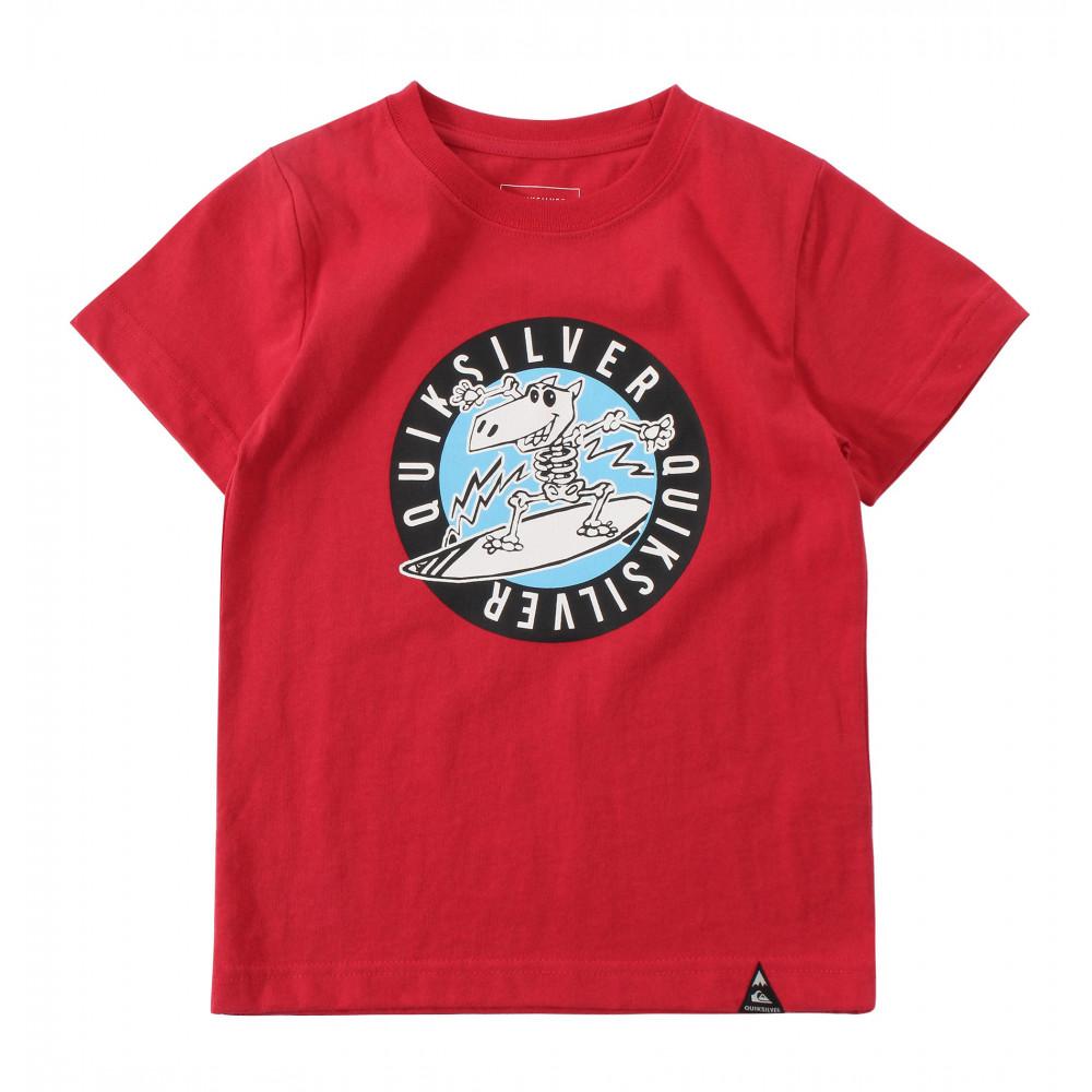 キッズ / ユース サークルプリントTシャツ