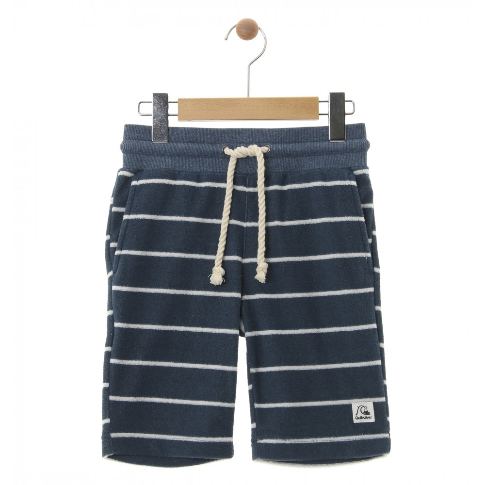 【OUTLET】WASHED PILE SHORTS KIDS