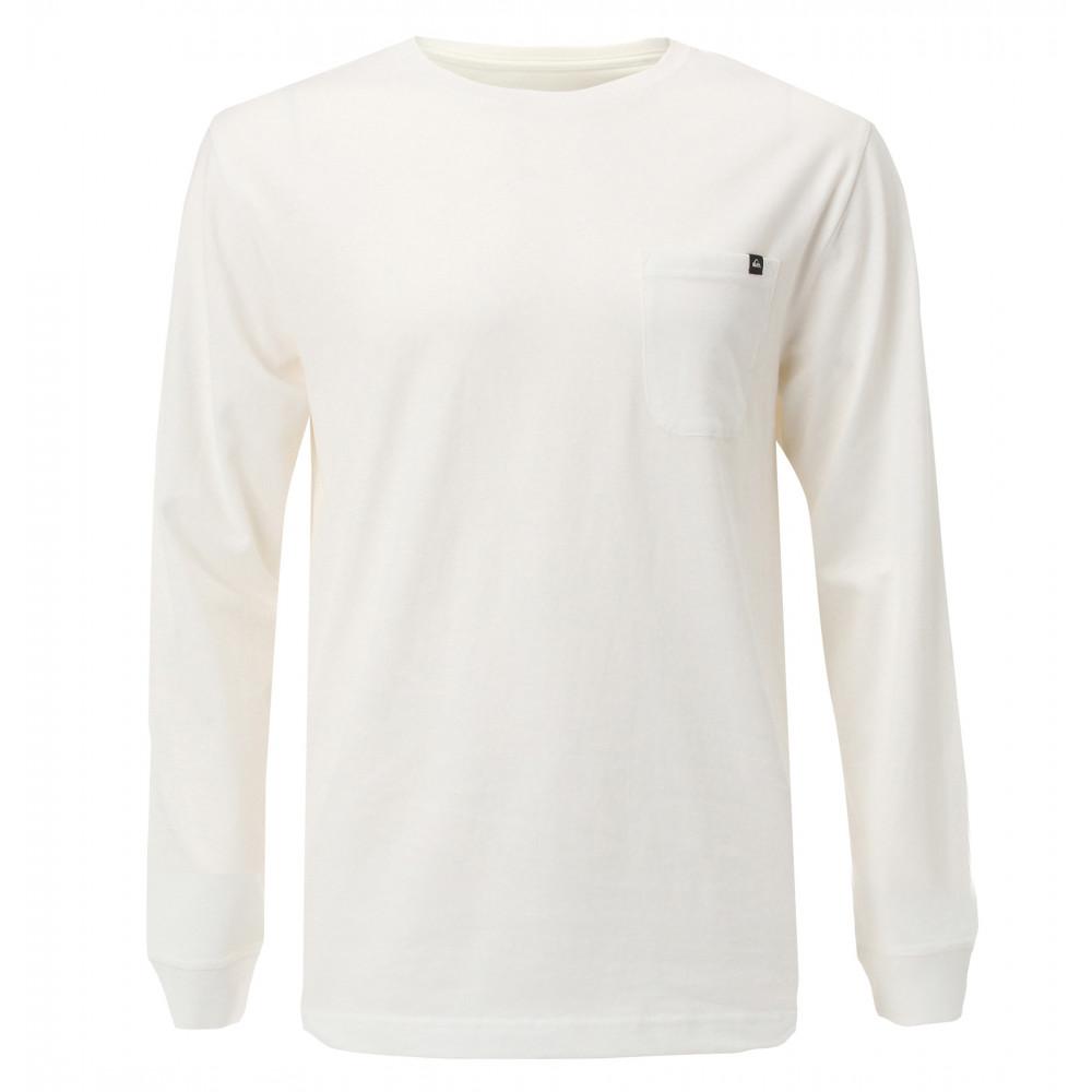 メンズ 無地 長袖 Tシャツ