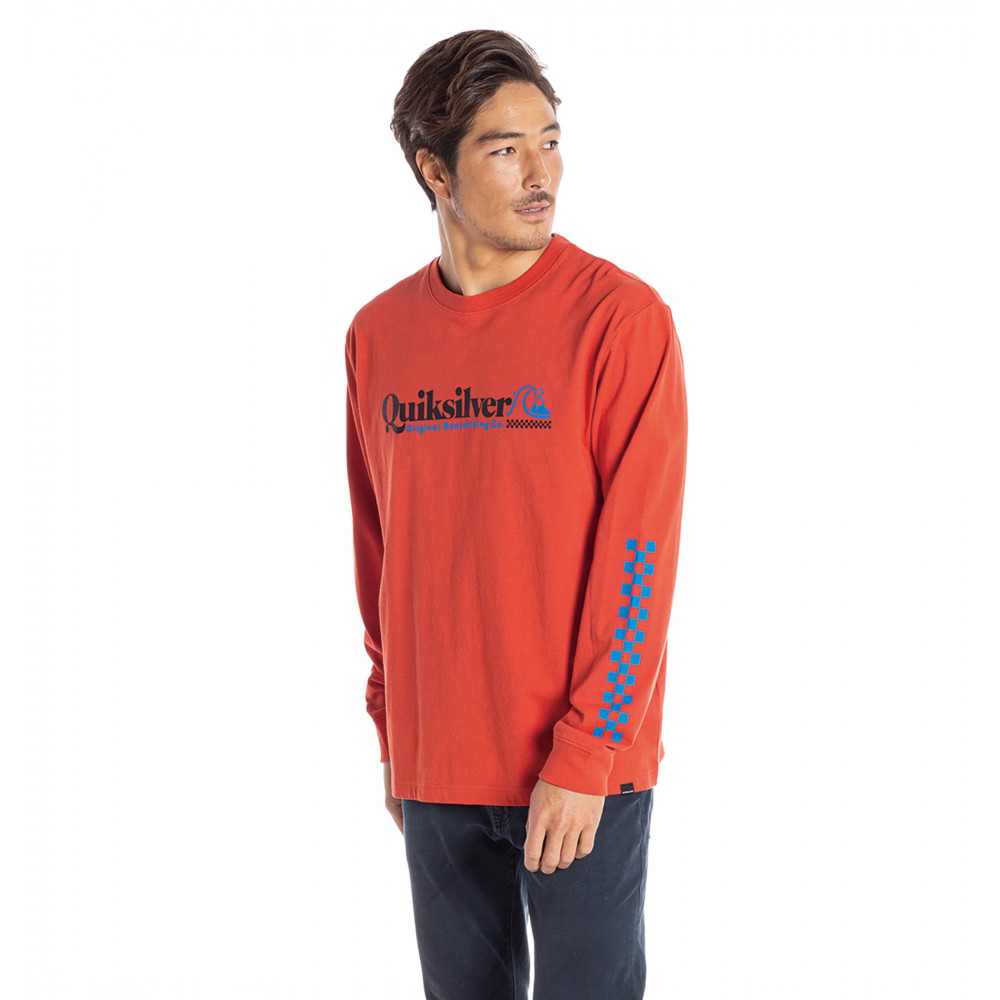 【OUTLET】CHECK TROPICAL LT メンズ Tシャツ