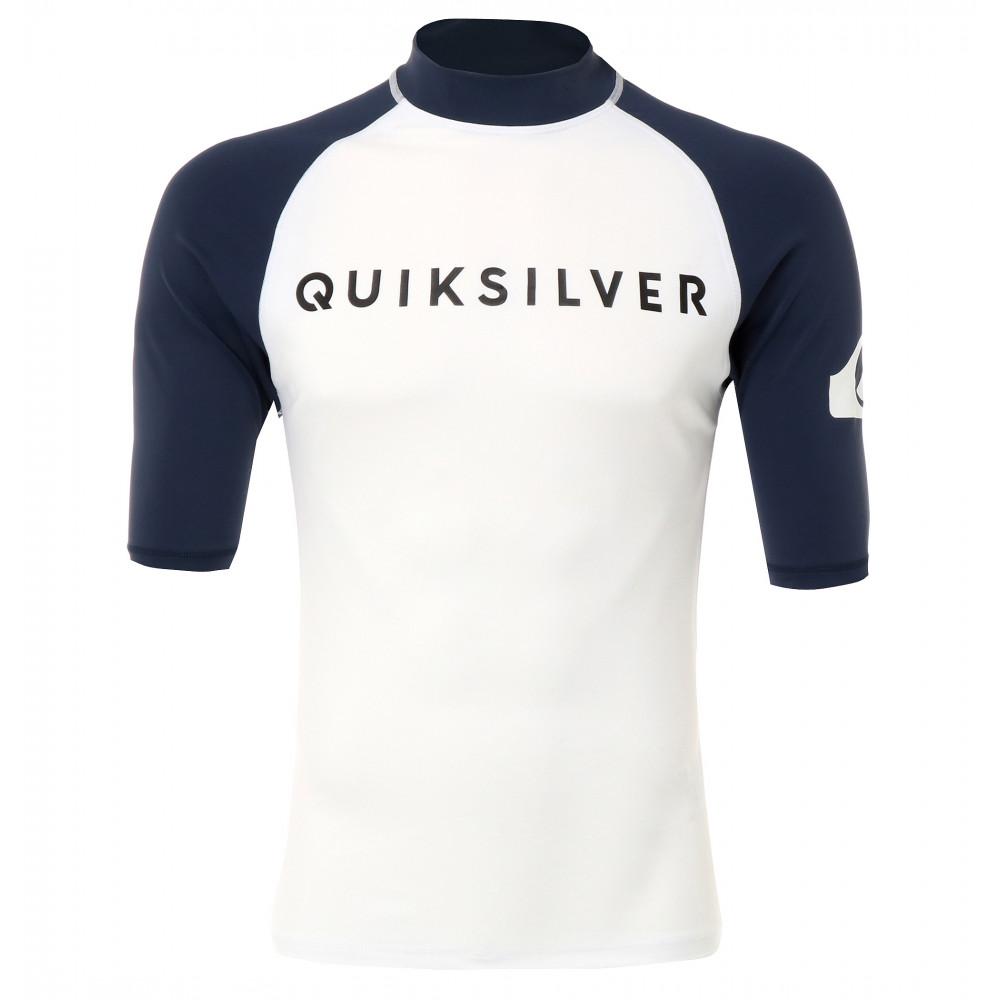 メンズ / UPF50 半袖 プルオーバーラッシュガード