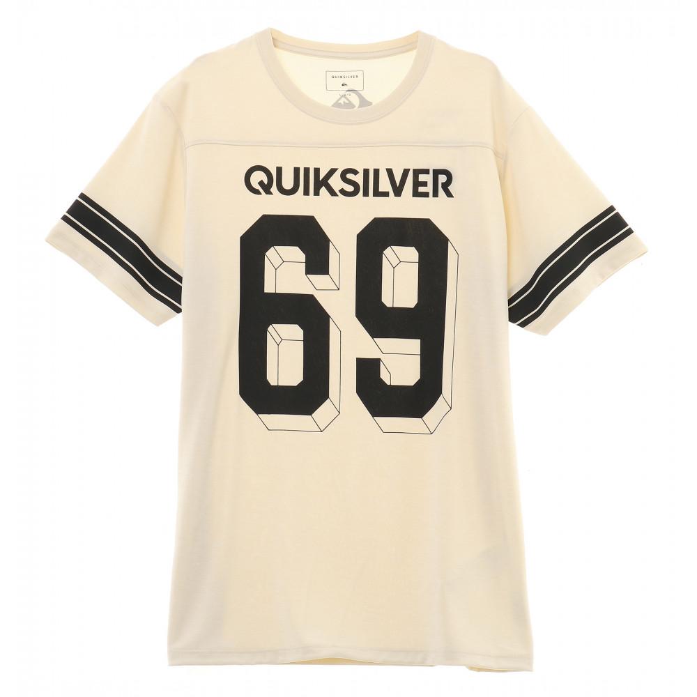 UPF30+ 制菌機能 ラッシュ Tシャツ QP SLEEVE LINE MW SS