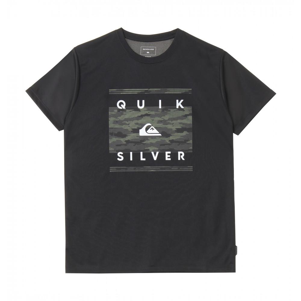 UVカット UPF50+ ラッシュガード Tシャツ 半袖 Regular Fit HOMEGROWN SS