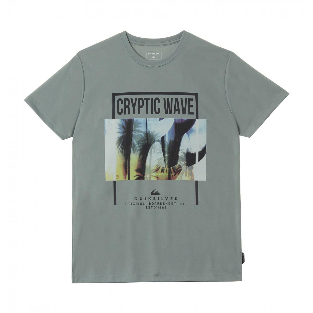 UVカット UPF50+ ラッシュガード Tシャツ 半袖 Regular Fit EVENING SCENERY SS