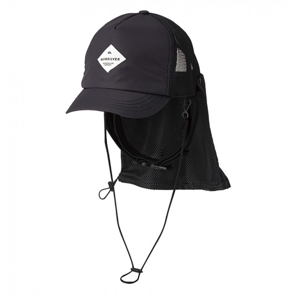 UPF50+ パッカブル サーフキャップ UV WATER MESH CAP