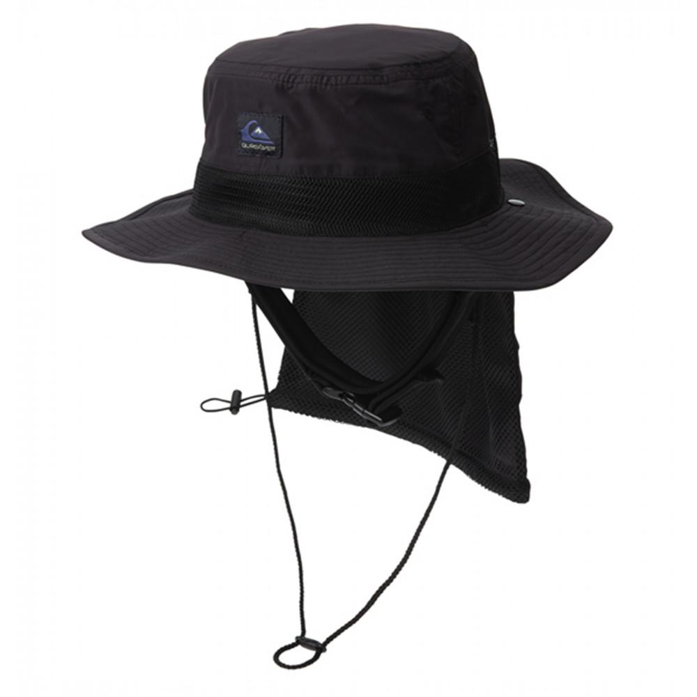 UPF50+ 日焼け防止ハット 撥水 パッカブル UV WATER CAMP HAT