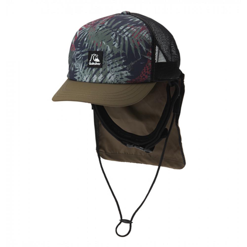 UPF50+ 日焼け防止メッシュキャップ UV WATER CAMP MESH CAP