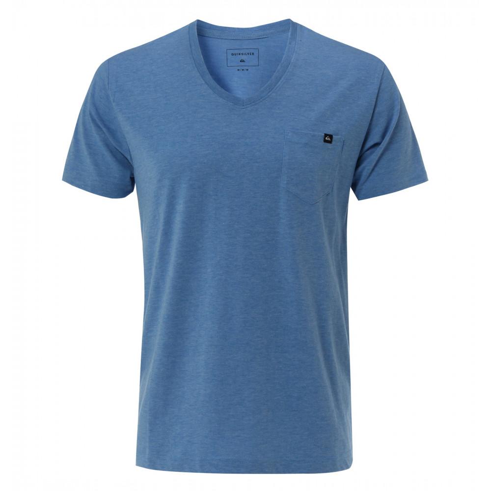 ベーシックVネックポケットTシャツ