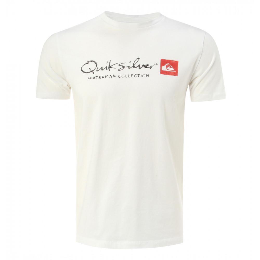 Waterman ロゴプリントTシャツ