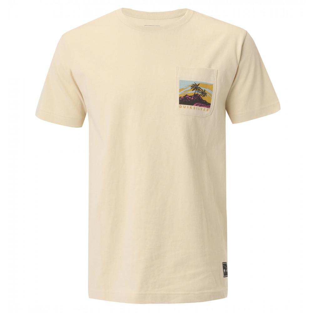 メンズ / バックプリントTシャツ LA RHUNE ST