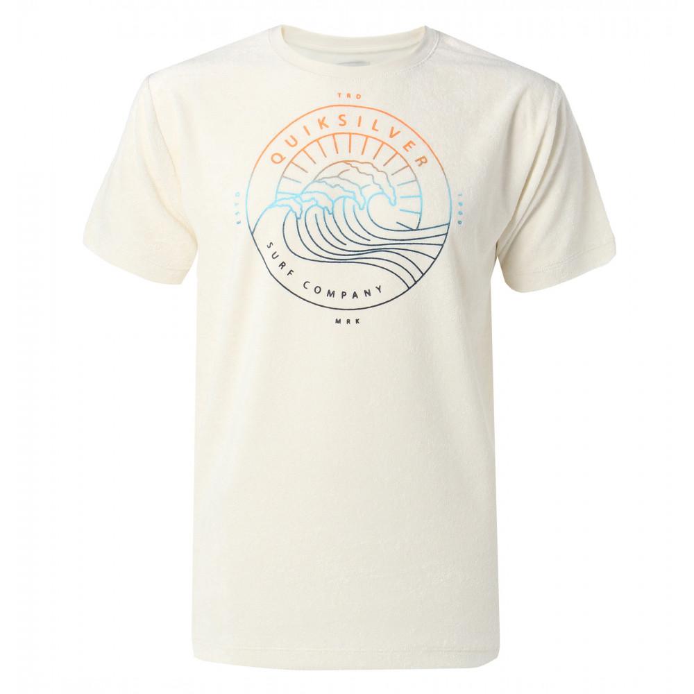 メンズ / パイルTシャツ WAVE SCOOP ST