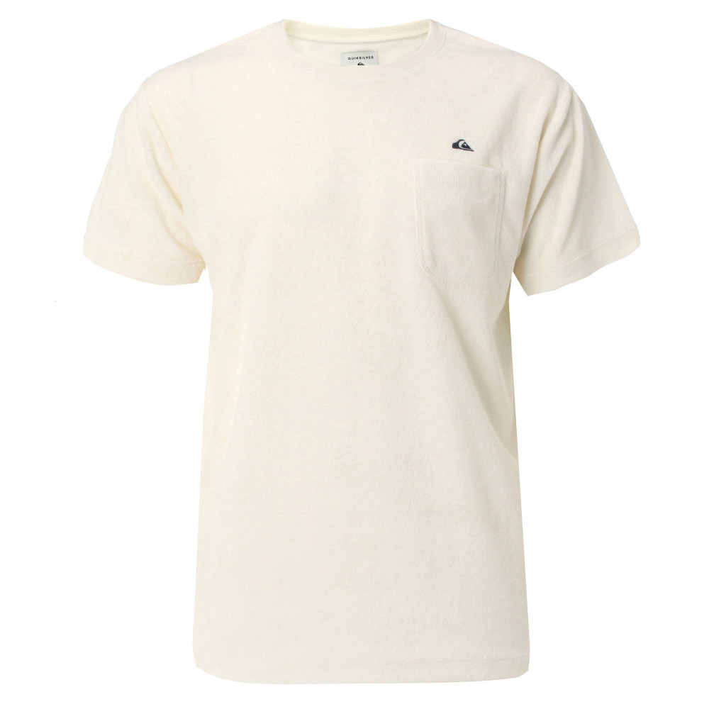 メンズ / パイルTシャツ STRIPED PILE TEE