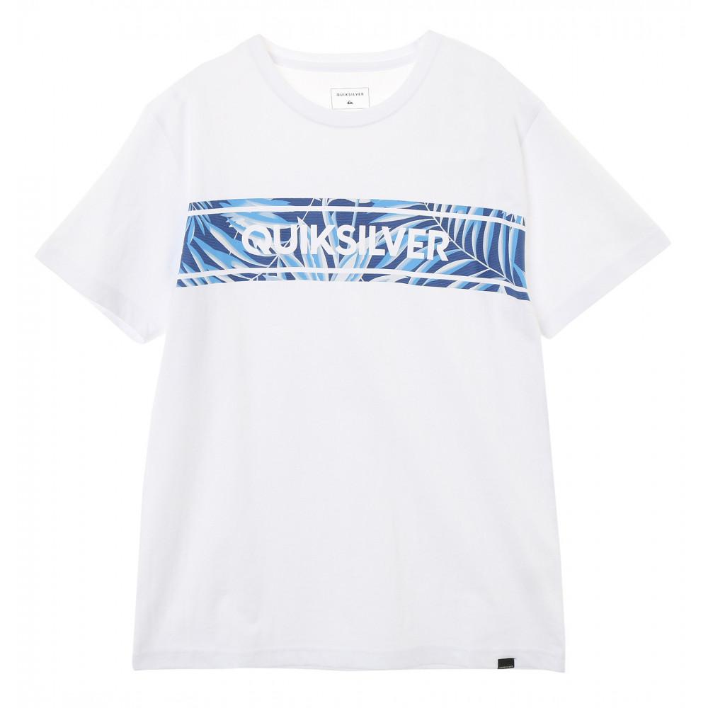 ロゴ Tシャツ FRONTLINE ISLAND ST