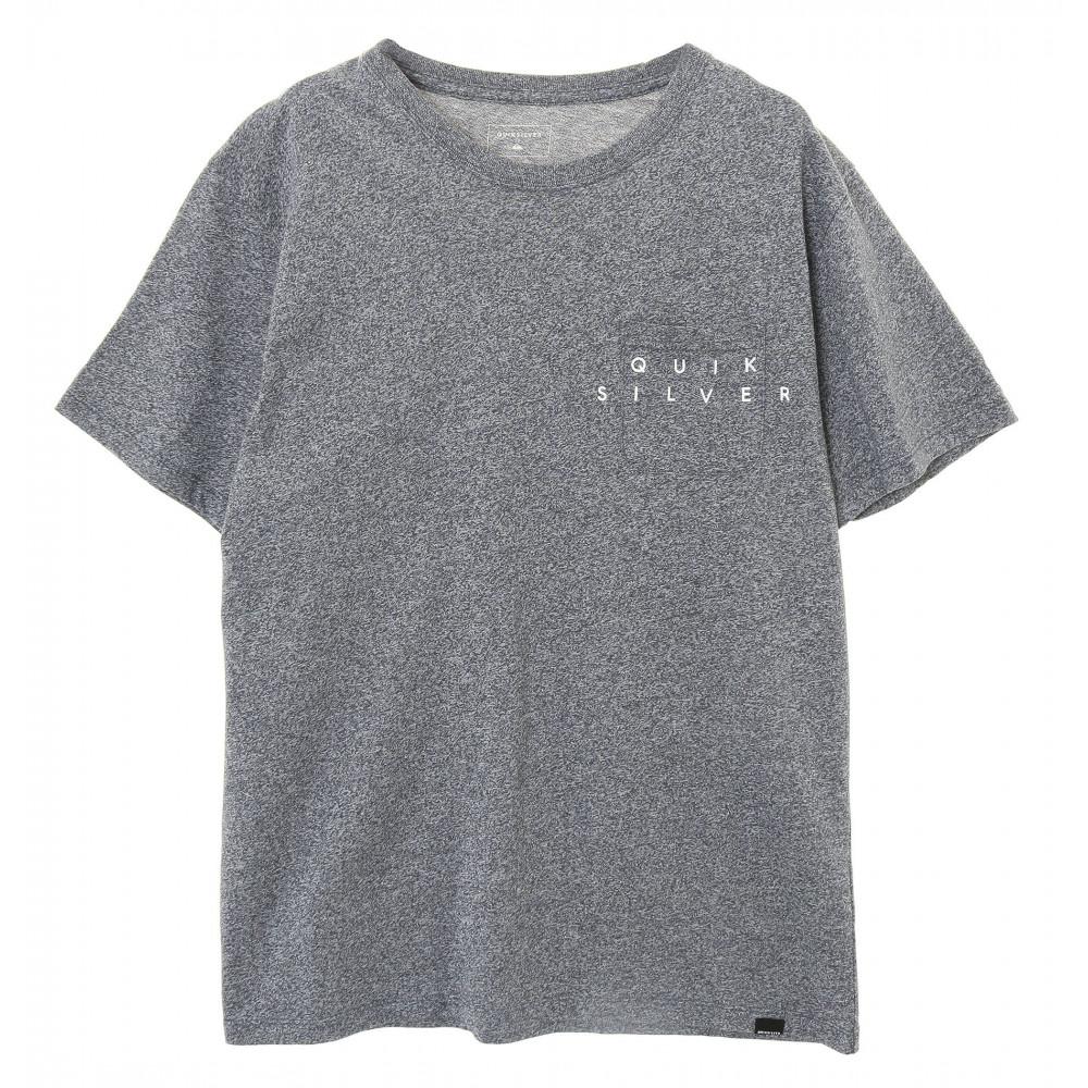 汗ジミ 防汚 Tシャツ DF POCKET BIG LOGO ST