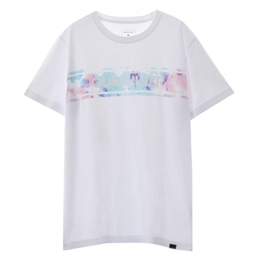 FRONT LINE TIE DYE ST Tシャツ 半袖 クルーネック フロントライン プリント