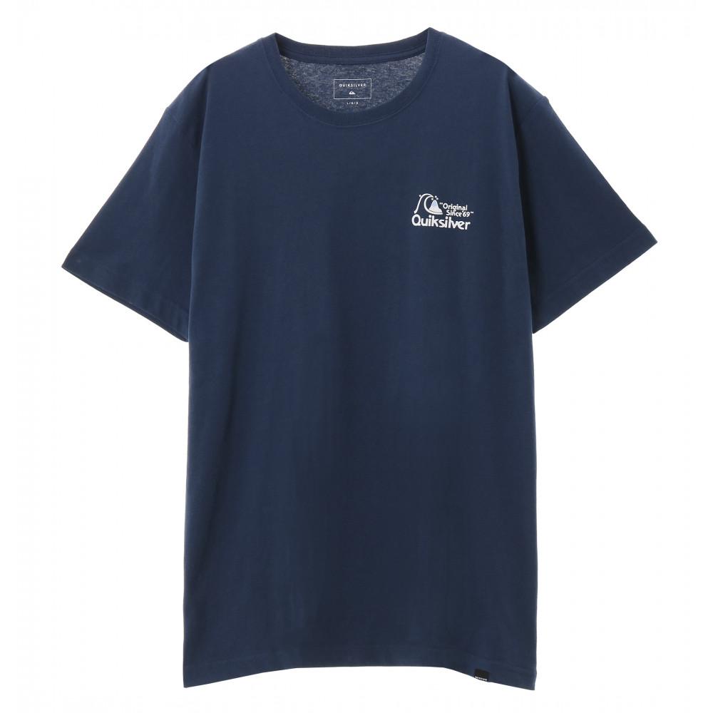 BOUNCING HEART ST Tシャツ 半袖 クルーネック バックプリント