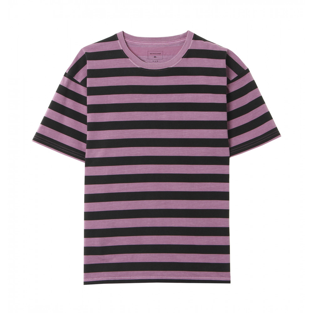 【OUTLET】Tシャツ 半袖 Relax Fit PD BORDER ST