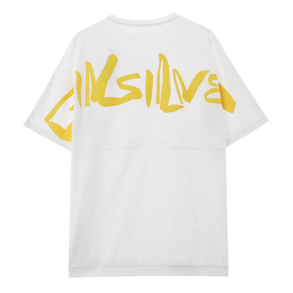 Tシャツ 半袖 バックプリント Relax Fit GOODNIGHT WAVE ST