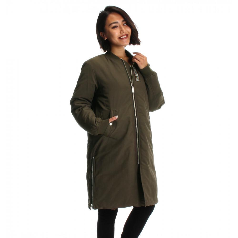 ロングMA-1ジャケット