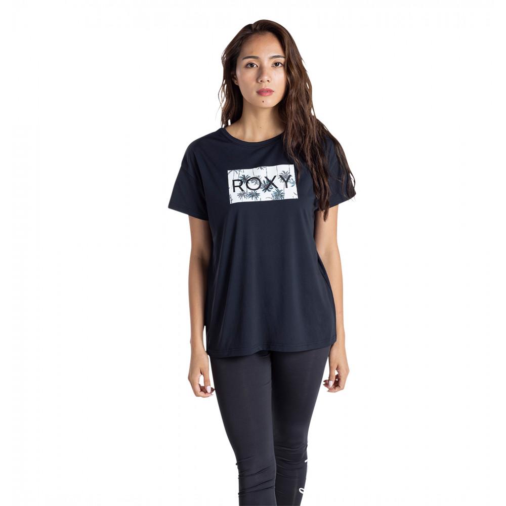 ラッシュ Tシャツ 速乾 UVカット PALM SHADOW TEE