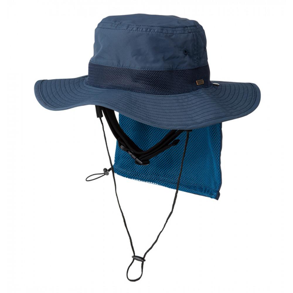UPF50+ 撥水 パッカブル サーフ ハット UV WATER HAT