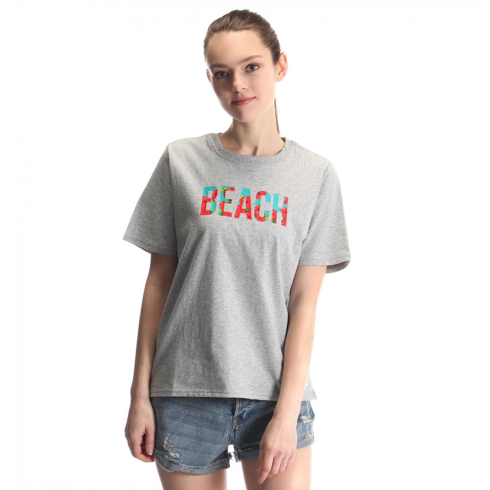 モチーフプリントTシャツ