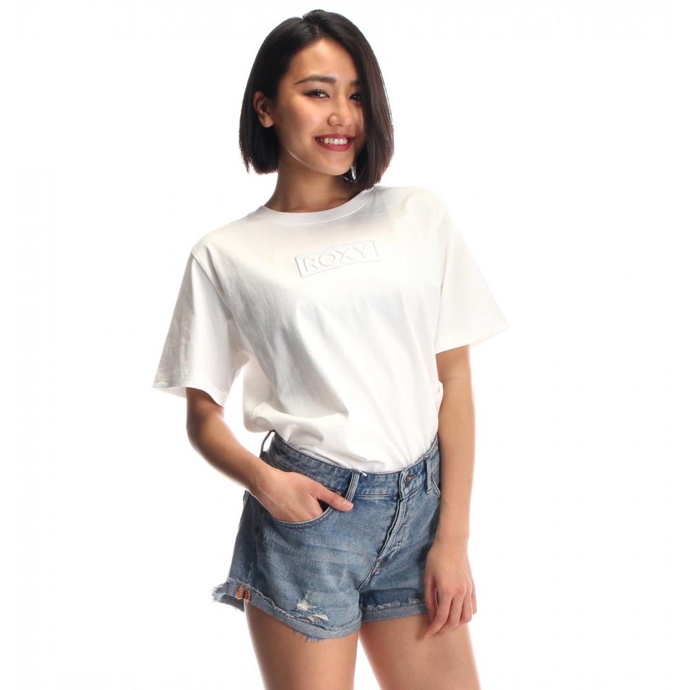 ボックスロゴTシャツ