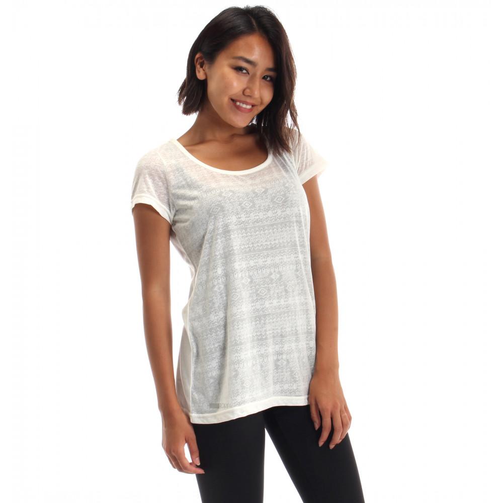 オパールプリントTシャツ(速乾)