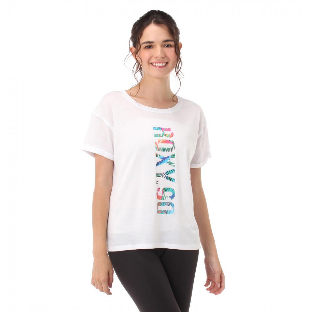 ボタニカルフラワーロゴ Tシャツ