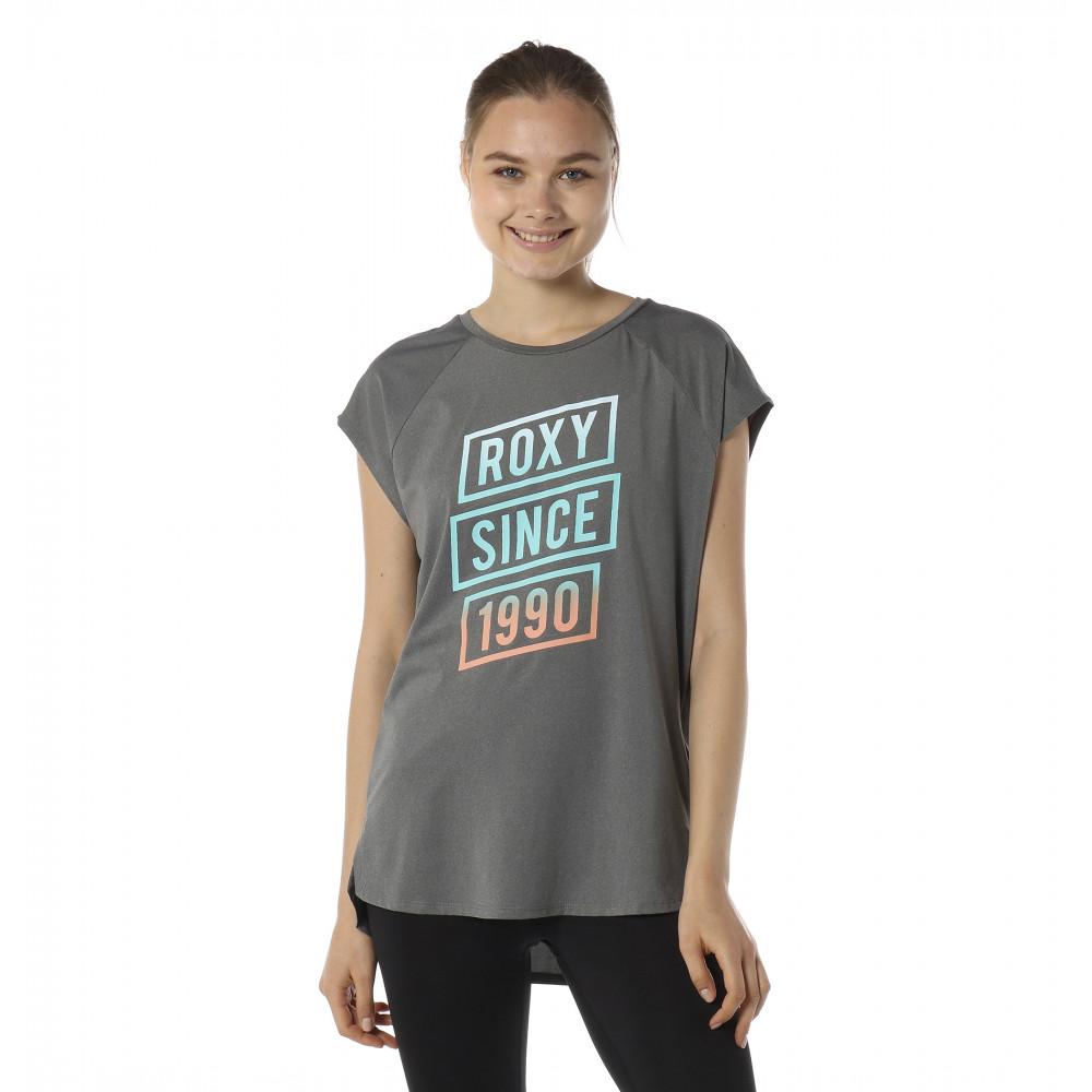 速乾 UVカット ロングテール TシャツGRADATION ROXY