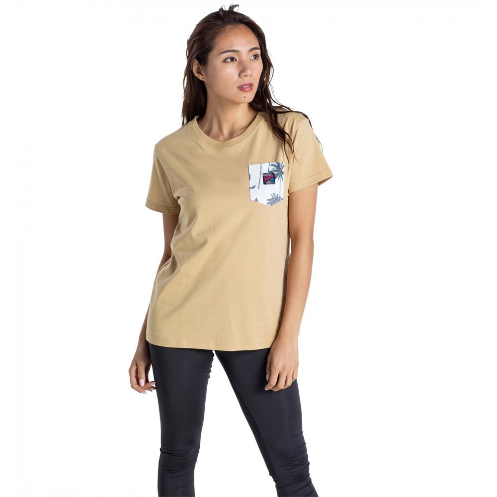 パームツリー ポケット Tシャツ PALM SHADOW PKT TEE