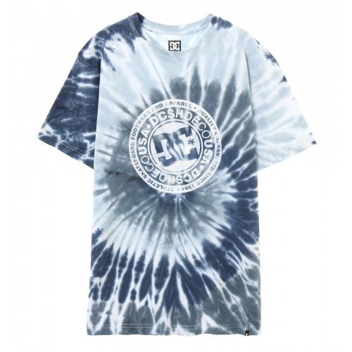 メンズ ロゴ 半袖 Tシャツ 19 TIEDYE SS