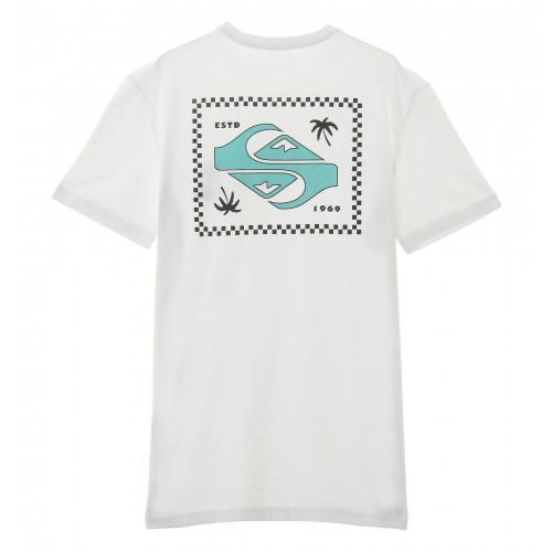 Tシャツ 半袖 バックプリント Regular Fit GARDEN OF DELIGHT SS