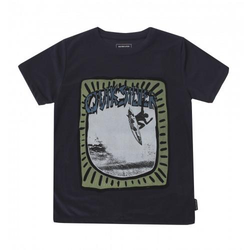 キッズ / UPF30 ラッシュTシャツ(100-160)