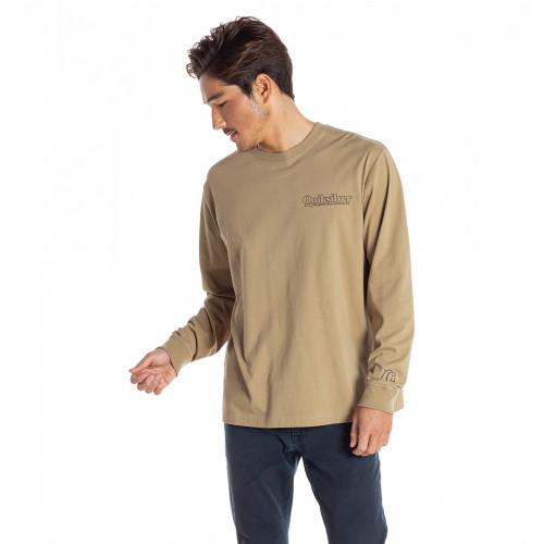 OLD HABIT LT メンズ Tシャツ バックプリント